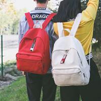 韩版时尚女包双肩包日韩学院风学生书包 2016新款情侣背包旅行包