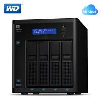 WD西部数据 My Cloud PR4100西数云NAS网络存储 3.5英寸0T/8T/16T/24T/32T可选 网