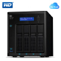 WD西部数据 My Cloud PR4100西数云NAS网络存储 3.5英寸0T/8T/16T/24T/32T可选 网络硬盘存储服务器,四硬盘阵列网络数据备份,企业云存储