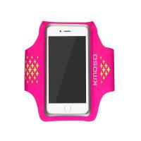 男女跑步运动手臂带手机套苹果iPhone6sPlus防水臂包带