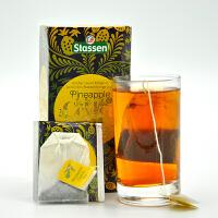司迪生 菠萝风味红茶1.5g*25茶包/盒 斯里兰卡锡兰红茶袋泡茶