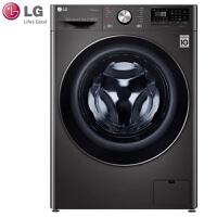 LG 9公斤�L筒洗衣�C 洗烘一�w�CFQ90BV2 AI智能直���l 蒸汽 �w薄�C身 360°速���淋 39分�快洗