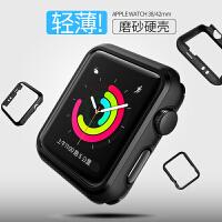 20190720225832376iwatch3/4保护套超薄全包苹果手表膜apple watch2保护壳硬