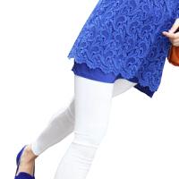 慈颜CIYAN 孕妇装秋冬彩虹色前后竖条孕妇托腹打底裤 MLF9382