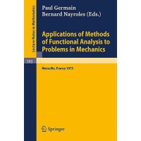 【�A�】Applications of Methods of Functional Analysis to Proble