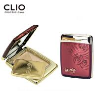 韩国珂莱欧(CLIO) 奢华胶原精华粉饼 021 自然色 12.5g+12.5g 送替换装+粉饼