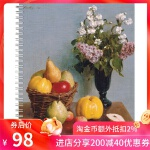 英文原版 大都会艺术博物馆 2020年手帐日历:花果静物画 Fruits and Flowers 2020 Engag