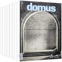 意大利domus杂志 英文意大利双语版 订阅2021年 B11 建筑设计杂志