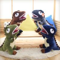【全店支持礼品卡】可爱恐龙暖手抱枕插手毛绒玩具公仔搞怪娃娃手捂萌生日礼物送女孩