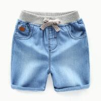男童牛仔短裤子2018新款夏装童装宝宝儿童小童中裤1岁3外穿潮薄款
