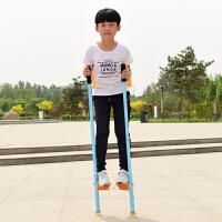 感统训练器材幼儿园儿童踩高跷平衡户外体育运动健身锻炼玩具