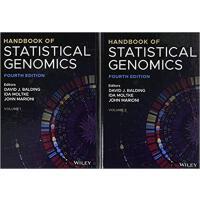【预订】Handbook Of Statistical Genomics 4E 2V Set 978111942914