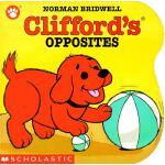Clifford's Opposites (Board Book) 大红狗的相反词