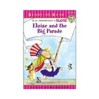 Eloise and the Big Parade (Ready-To-Read, Level 1) 小艾系列 ISB