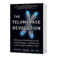 抗衰老革命 The Telomerase Revolution 英文原版 端粒酶 延缓细胞衰老 英文版进口原版英语书籍