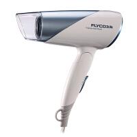 飞科(FLYCO)电吹风 FH6251吹风机 1600W负离子可折叠电吹风机