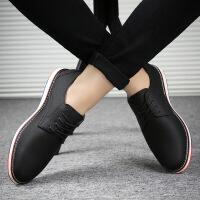№【2019新款】休闲鞋男士增高商务小皮鞋百搭韩版潮男鞋子加绒棉鞋