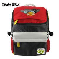 愤怒的小鸟书包小学生男女1-3-4年级减负背包儿童书包6-9岁