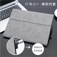 微软surface Pro3保护套平板电脑5壳子go支架6蓝牙键盘苏菲皮套收纳内胆包配件防摔笔套4代 Surface