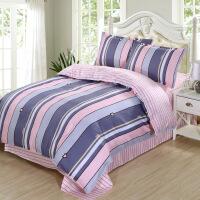 床上用品学生纯棉三件套宿舍用品单人床 全棉三件套