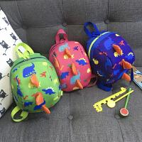 婴儿防走失书包旅行儿童宝宝防走丢小包包1-3岁男可爱女幼儿背包