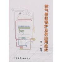 【二手旧书九成新】 燃气壁挂锅炉及其应用技术 9787112100521