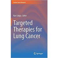 【预订】Targeted Therapies for Lung Cancer 9783030178314