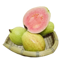 【包邮】台湾红心芭乐5斤装 单果210-310g 番石榴 新鲜水果