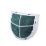 铭拓者电动防雾霾口罩配件 四层复合滤芯 滤网 成人和儿童款口罩通用