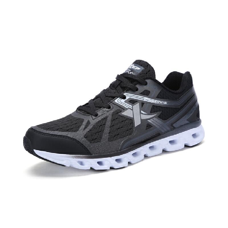 【特步精品直降】特步女跑鞋2017新品女鞋缓震舒适时尚耐磨慢跑运动鞋特步超级品牌日 活动价:119