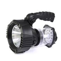 户外手电筒露营灯探照灯应急多功能LED帐篷锂电5W防雨水