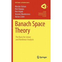 【预订】Banach Space Theory: The Basis for Linear and Nonlinear