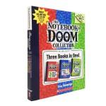 进口英文原版 The Notebook of Doom Collection 毁灭日记合辑1-3册