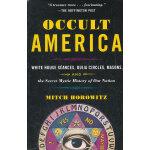 OCCULT AMERICA(ISBN=9780553385151) 英文原版