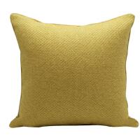 北欧简约棉麻抱枕靠垫客厅沙发腰枕套 长方形纯色抱枕ins靠枕护腰