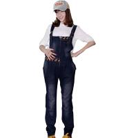 慈颜CIYAN 孕妇装 孕妇裤 牛仔裤 孕妇托腹裤 背带裤LWPW030