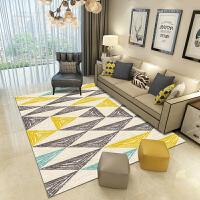 地毯客厅卧室满铺床边毯茶几地毯垫简约现代北欧风长方形欧式 乳白色