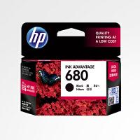 原装惠普/HP F6V27AA 680黑色墨盒 hp原装680黑色墨盒适用HP DeskJet2138 3638 36
