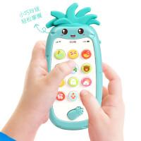 婴幼儿玩具摇铃抓握训练益智音乐手机宝宝新生礼物
