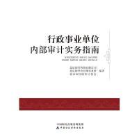 行政事业单位内部审计实务指南