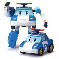 银辉玩具儿童汽车玩具机器人模型-珀利变形机器人(可变形)SLVC83171STD
