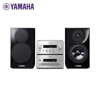 雅马哈(Yamaha)MCR-840 迷你桌面 音响 台式分体式DVD组合音响套装(功放机R-840)