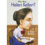 Who Was Helen Keller?海伦凯勒ISBN9780448431444