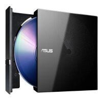 【支持礼品卡】ASUS华硕 SDR-08B1-U外置光驱 8倍速 USB2.0 外置DVD笔记本台式电脑移动光驱 黑色