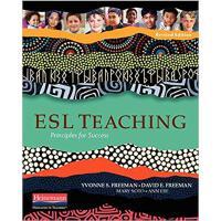【预订】ESL Teaching: Principles for Success 9780325062495