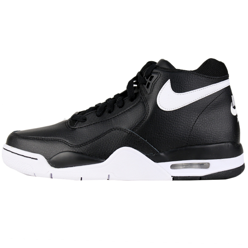 NIKE耐克男鞋FLIGHT LEGACY运动休闲AJ4篮球鞋BQ4212-002 FLIGHT LEGACY运动休闲AJ4篮球鞋