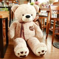 泰迪熊公仔 大熊毛绒玩具 抱抱熊女生布娃娃送女友熊猫玩偶生日礼物