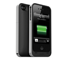 MOPHIE juice pack air iPhone4s/4手机 背夹电池果汁包