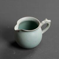 日式粗陶瓷器公道杯分茶器功夫茶具茶壶泡茶茶漏复古办公室茶海