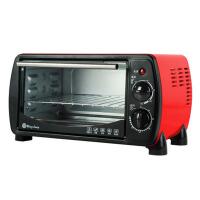 电烤箱 家用 迷你烘焙箱12升多功能烤蛋糕12l小烤箱